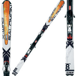 Salomon XW8 Skis