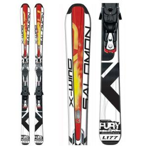 Salomon XW Fury Skis